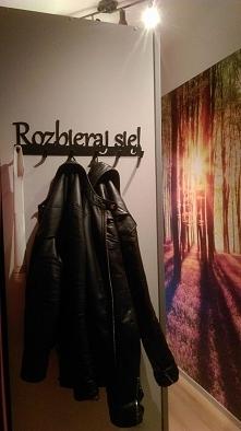 Wieszak na ubrania art-steel.pl