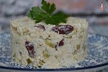 Sałatka ryżowa z tuńczykiem - klasyk