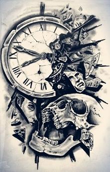 zegar czasu