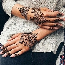 I znowu HENNA TATOO <3