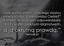 ~życie~śmierć~