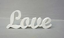 napis love idealny na prezent ślubny czy parapetówkę :) zapraszam na fb PPHU ...