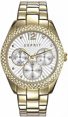 Esprit ES108952002 niepowtarzalny zegarek dla kobiet lubiących świecidełka. W...
