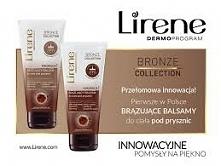 Lirene, Bronze Collection, balsam brązujący pod prysznic, jasna karnacja, 200 ml