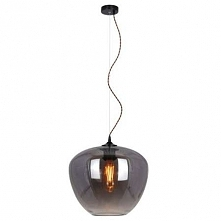 Lampa wisząca MORI - dostępna w =mlamp=  Prezentowane oświetlenie to lampa o bardzo ciekawej formie, która swoim kształtem przypomina kroplę. Srebrny kolor szkła o chromowanym w...