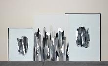 Przepis na własnoręcznie malowane obrazy z odrobiną błysku już na blogu. Wpadajcie koniecznie i dajcie znać jak Wam się podoba :)
