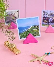 Świetne podstawki z gliny na wakacyjne zdjęcia - zobacz na twojediy.pl