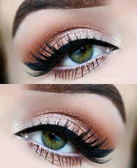 Piękny makijaż :)