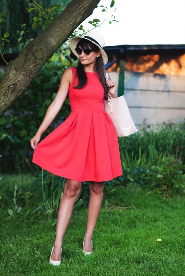 Cudowna Sylwia w stylizacji z sukienką TAYLOR od IVON  ivon-sklep.pl @ivon-sklep.pl
