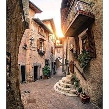 Miejscowość Tremoisne, Włochy `♥.