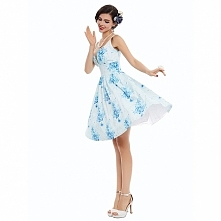 Elegancka PinUp girl ! Urocza sukienka :) Kliknij w zdjęcie i zobacz gdzie ku...