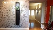 Efekt WOW w korytarzu za pomocą koloru i wzoru! Zapraszam na blog