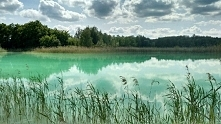 jeziorko lazurowe
