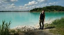 jezioro lazurowe, tam jest cudnie :)
