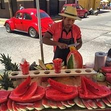 Coś dla smakoszy arbuza :)