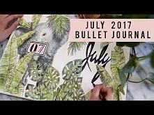 PLAN WITH ME | JULY 2017 BU...