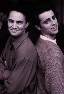 Chandler i Joey