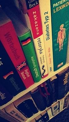 I love books.❤