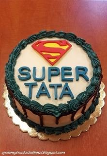 Tort na dzień taty
