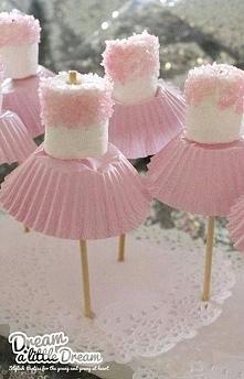 Piankowe baletnice :)