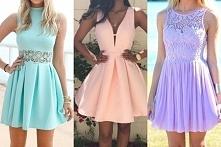Dziewczyny znacie jakieś fajne stronki z sukienkami na wesele? pilnie potrzebuje a nie wiem gdzie już szukać ;/