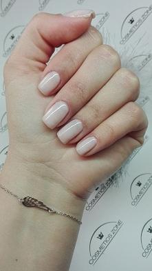 nails milk
