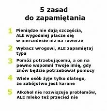 5 zasad