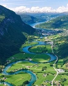Nad Norwegia :)