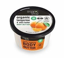 """Masło do ciała """"mandarynki Sewilli"""" wzbogacone w masło shea i ekstrakt mandarynek. Nawilża skórę, nasyca ją witaminami, tonizuje, odświeża.   Nie zawiera silikonów, parabenów.  ..."""