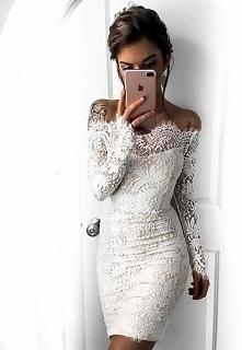 Real foto ślicznej sukienec...