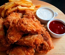 Domowe Hot Wings jak z KFC