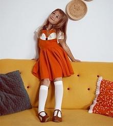 Sukienka lisek od Lady Stum...