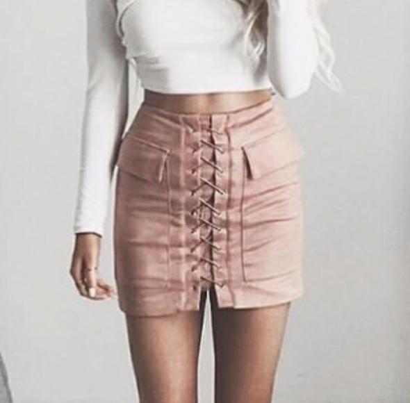 Poszukuję takiej spódniczki w rozmiarze 32-34