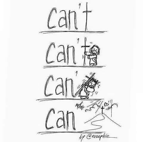 """""""Jeśli kto chce iść za Mną, niech się zaprze samego siebie niech weźmie swój krzyż i niech Mnie naśladuje."""" (Łk 9, 23)"""