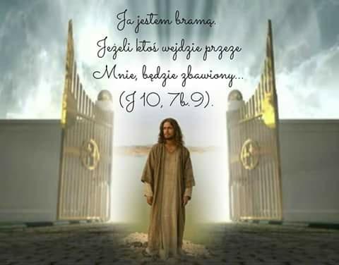 Kto przyjmuje do serca Jezusa, kto bierze swój krzyż na barki i kroczy drogą Pana będzie zbawiony!