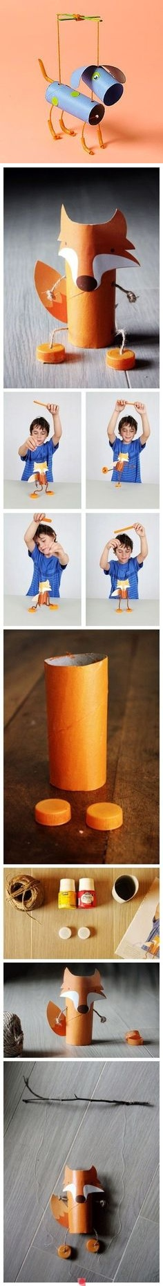 marionetka na sznurkach