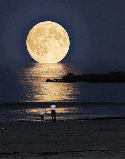 Ocean - Pełnia Księżyca, Grecja