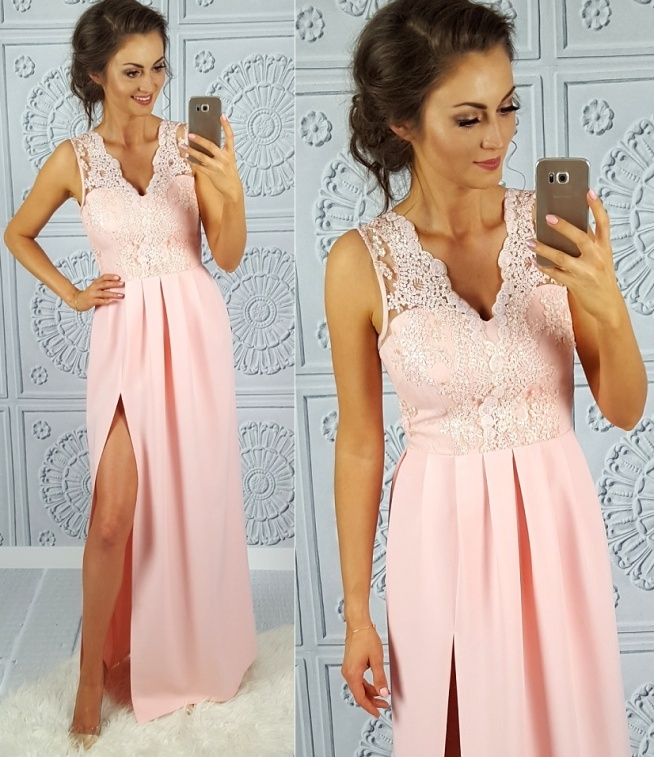Suknia dla druhny <3 Kol...