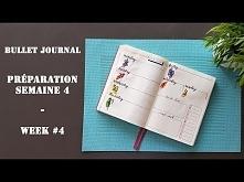 Bullet Journal: Week #4 / S...