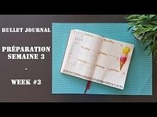 Bullet Journal: Week #3 / S...