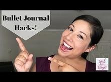 5 Bullet Journal Hacks!