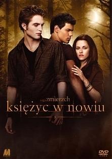 """""""Księżyc w Nowiu"""" opowiada dalsze dzieje trudnej miłości dziewczyny..."""