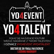 Zapraszamy na yo4event w Rzeszowie gdzie będziecie mogli zaprezentować swoje talenty. Zapraszamy do kupna biletów!!  Impreza już 8 lipca