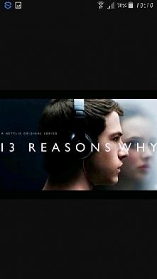 13 Powodów Dlaczego-Hannah Baker popełnia samobójstwo, a jej znajomy dostaje 13 kaset magnetofonowych, na których dziewczyna nagrała powody odebrania sobie życia.
