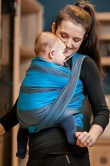 Czy ktoś z Was korzysta z tego typu chust do noszenia dzieci?
