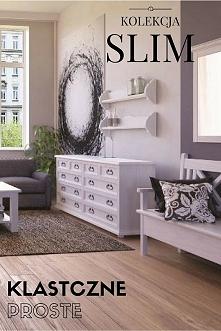 Piękne meble z Kolekcji SLIM posiadają proste boki. Meble drewniane są klasyc...