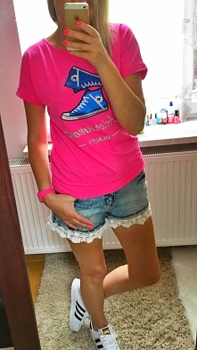 Pink Shoes od gretastyl z 2...
