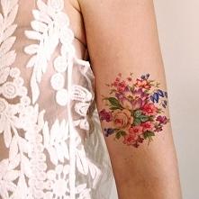 Tatuaże które kochają kobie...