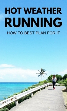 Running in hot weather: Tip...