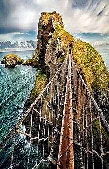 Carrick-a-Rede Rope Bridge,...